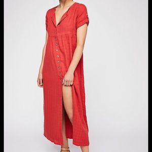 Free People x Saint Helena Bounty Maxi Dress